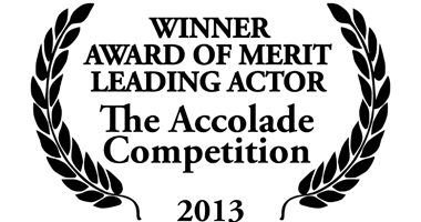 Winner Award of Merit Leading Actor