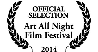 Art All Night Film Festival Award in New Jersey