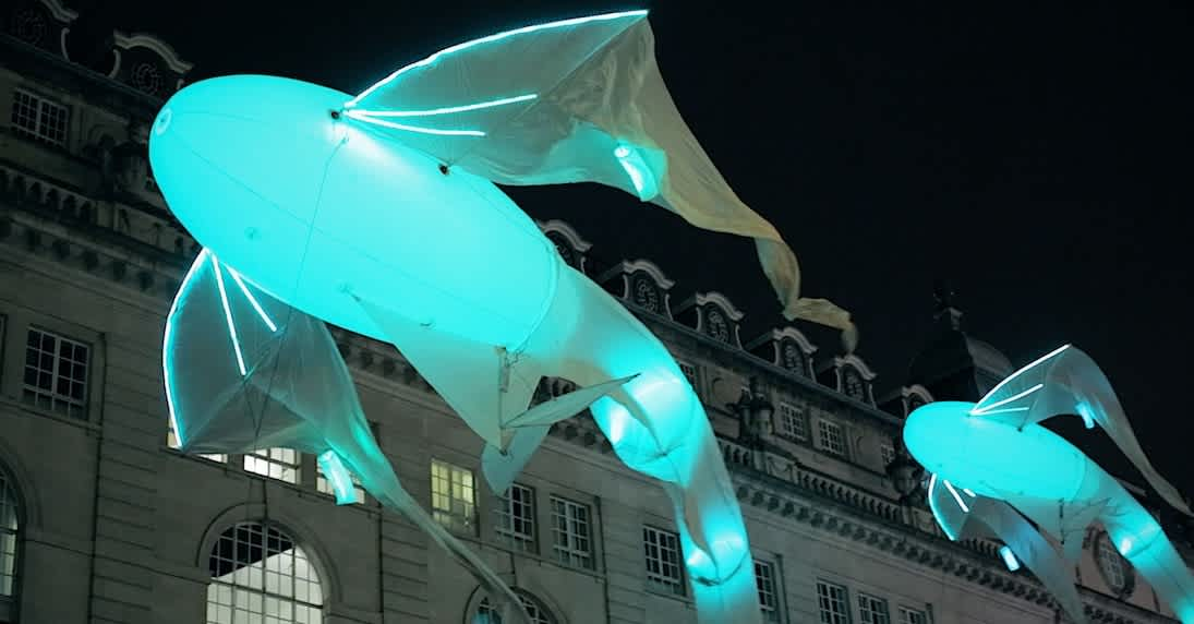 Lumiere London Event Video
