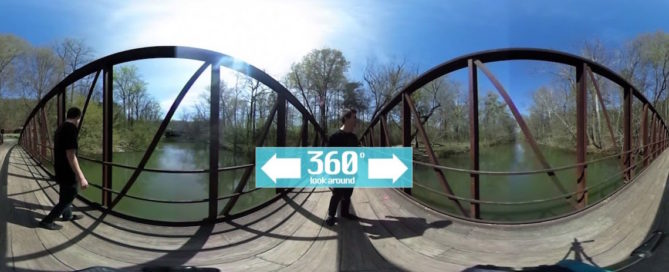 Virtual reality and 360° films help or hindrance